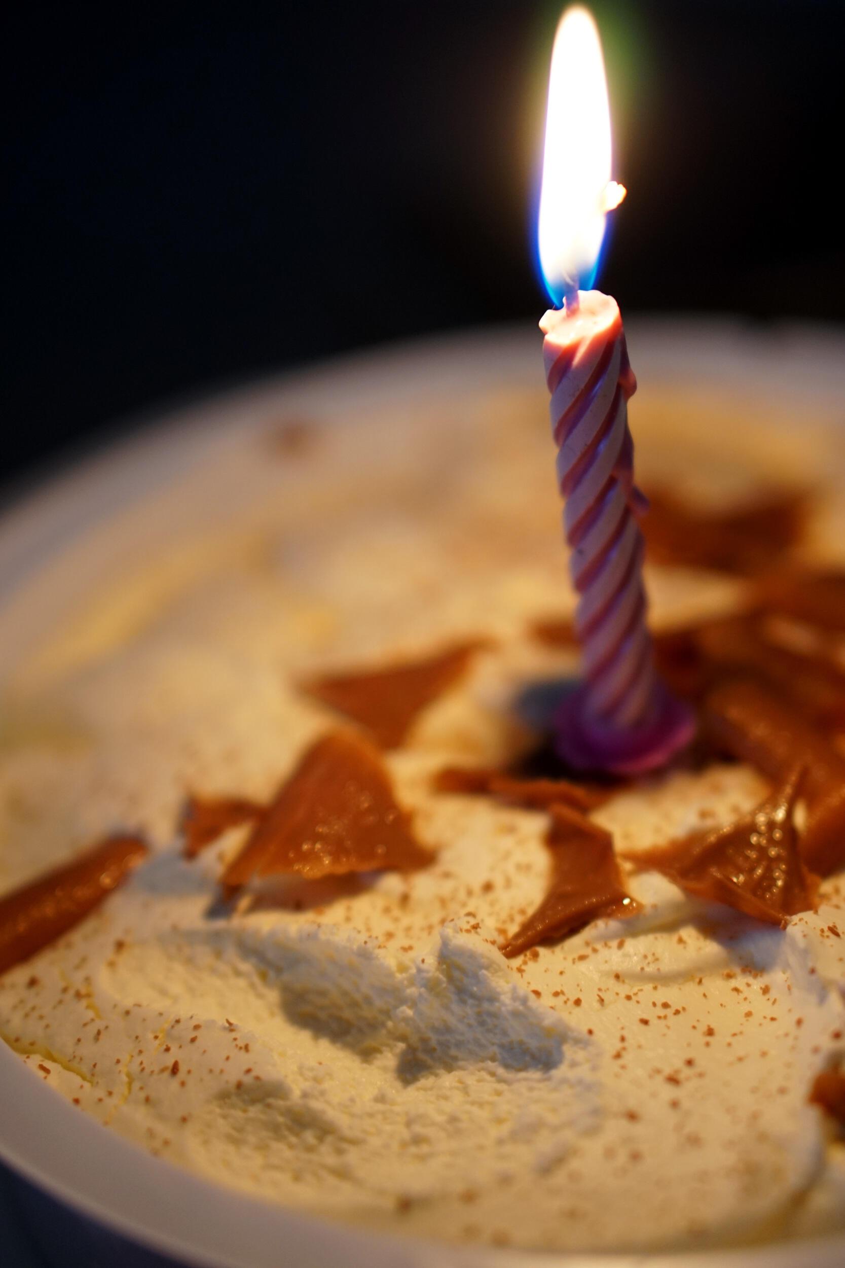 Geburtstagskuchen