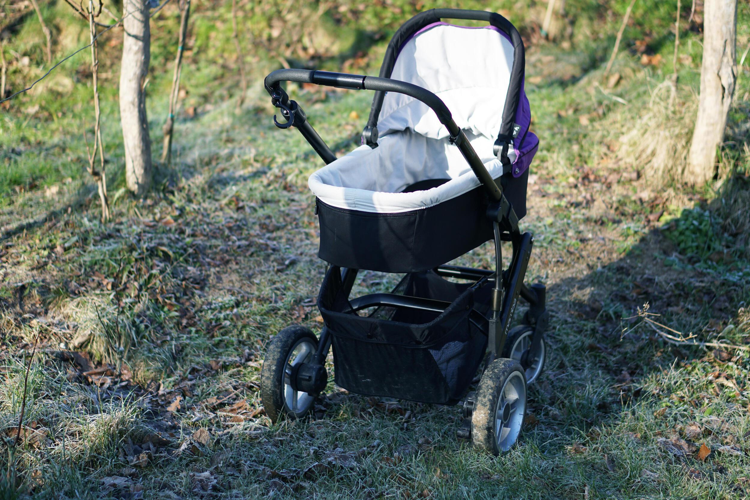 Kinderwagen Ausstattung im Winter