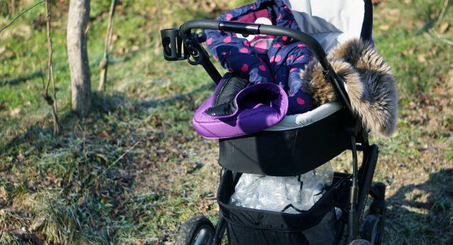 Kinderwagen Ausstattung für den Winter