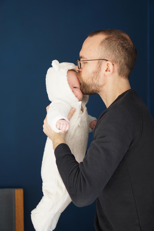 Baby Bärchenanzug