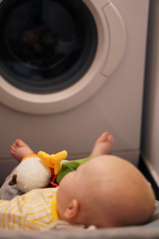 Waschmaschine Baby