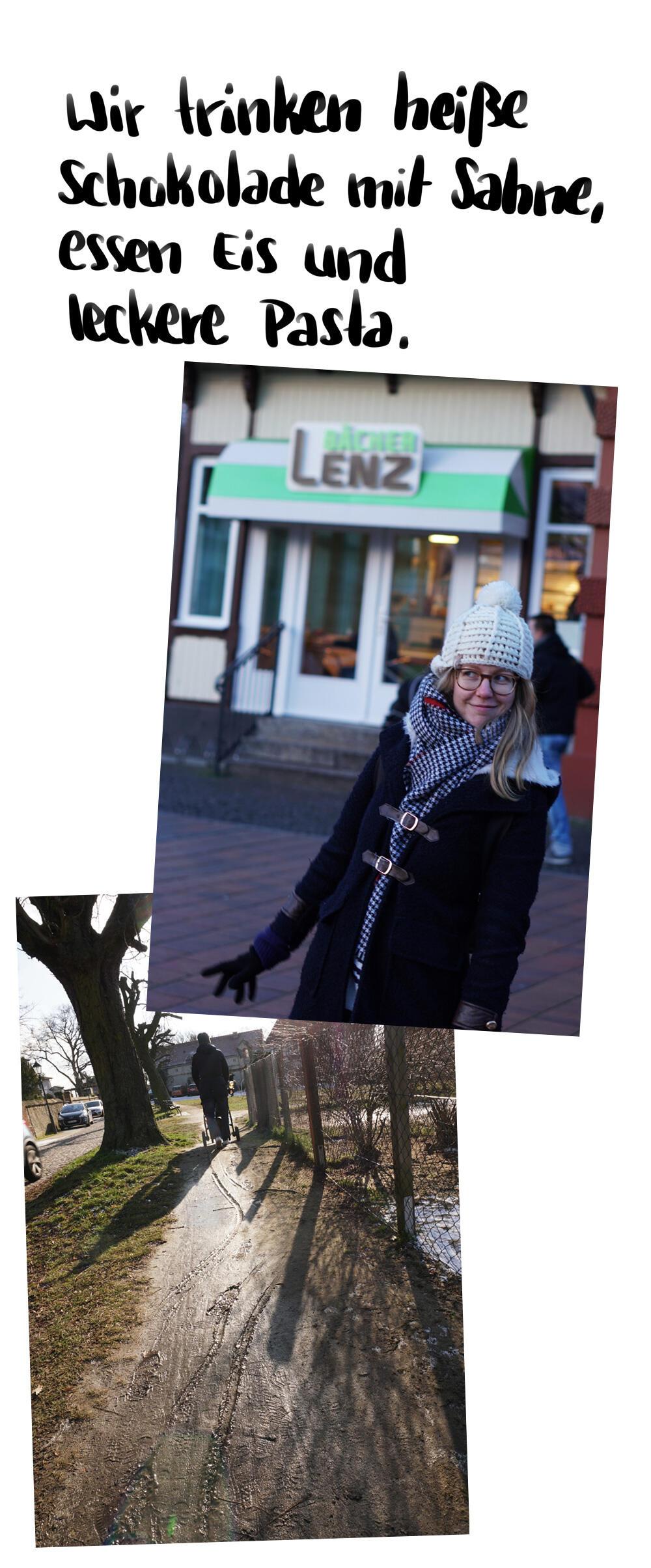 Urlaub in Werder an der Havel Winter