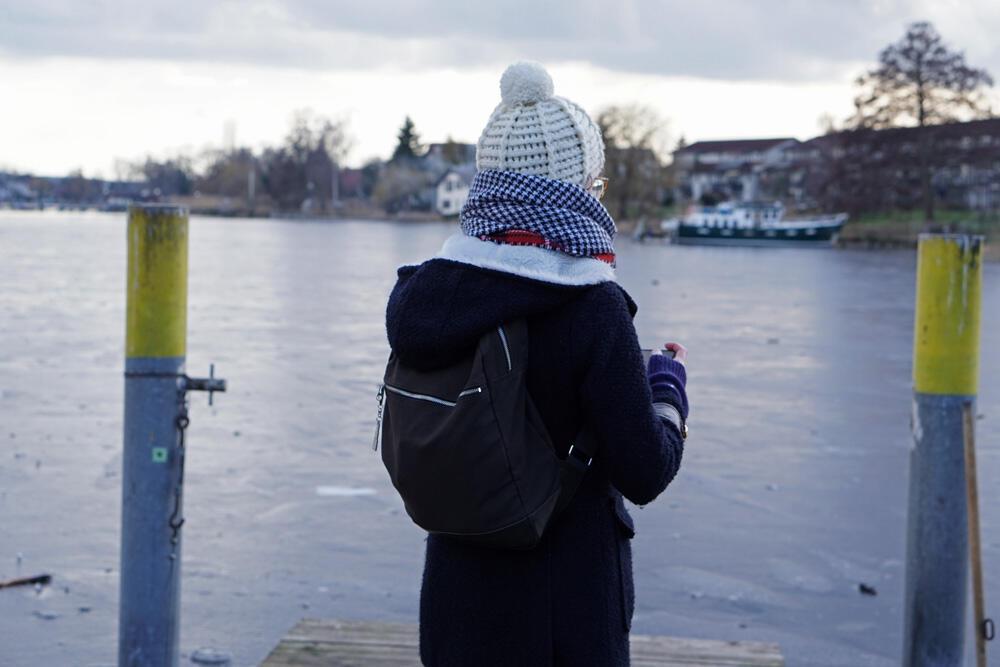 Urlaub in Werder an der Havel Eis