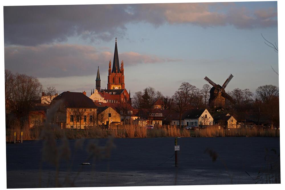 Urlaub in Werder an der Havel Mühle