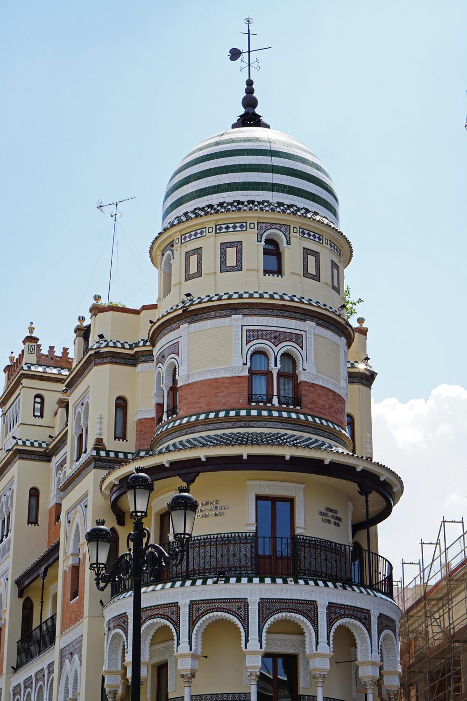 Sevilla Spanien Andalusien Urlaub mit Baby