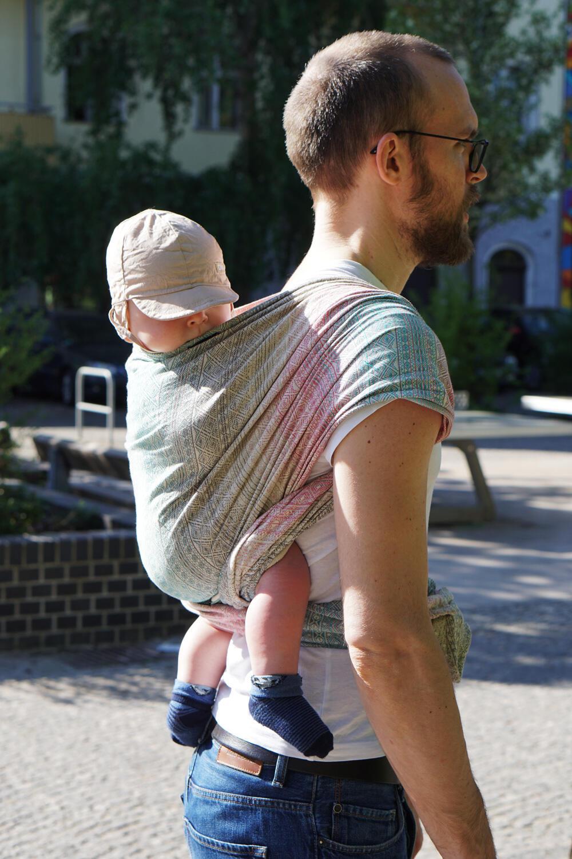 Vatertag Danke Väter Vater Tragetuch