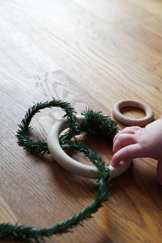 Kleinkind Hand Spielzeug Holzspielzeug
