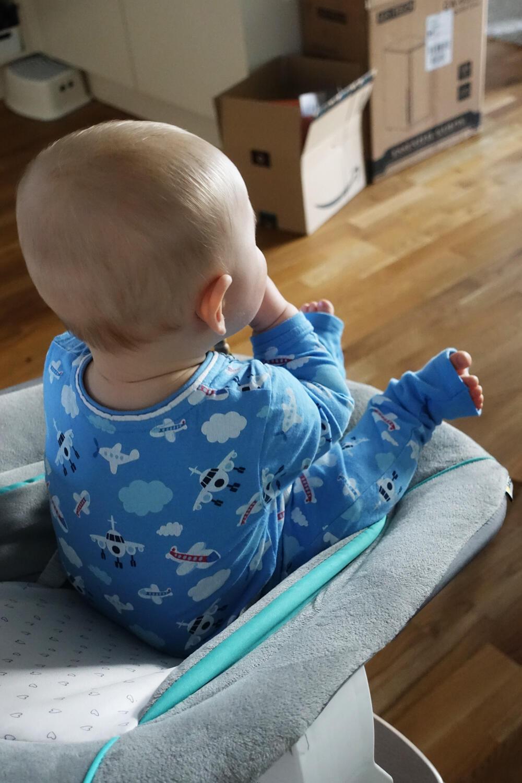 Baby sitzen Hochstuhl