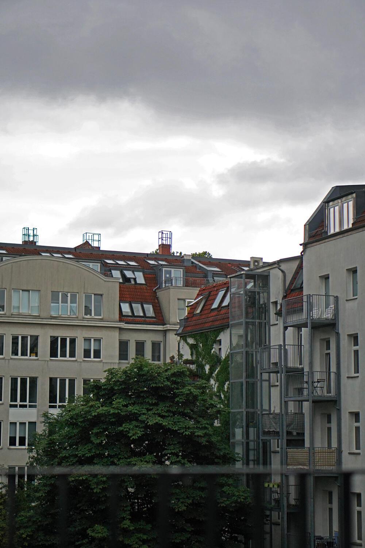 Sommer Wetter Berlin Regen Sommerregen