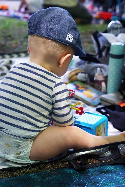 Baby Park Picknickdecke