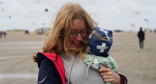 Familienurlaub Dänemark Römö Rømø Lakolk