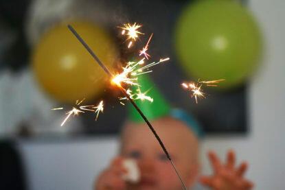 Baby Geburtstag erster Geburtstag 1