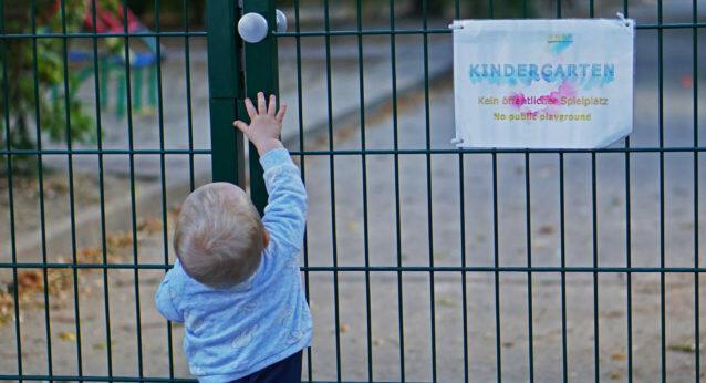 Kitaplatzsuche Berlin Kitakrise Kita Kindergarten Baby