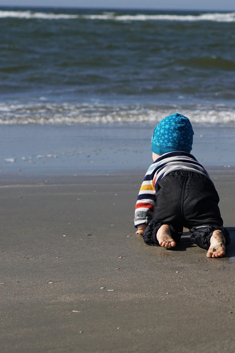 Baby Meer Strand