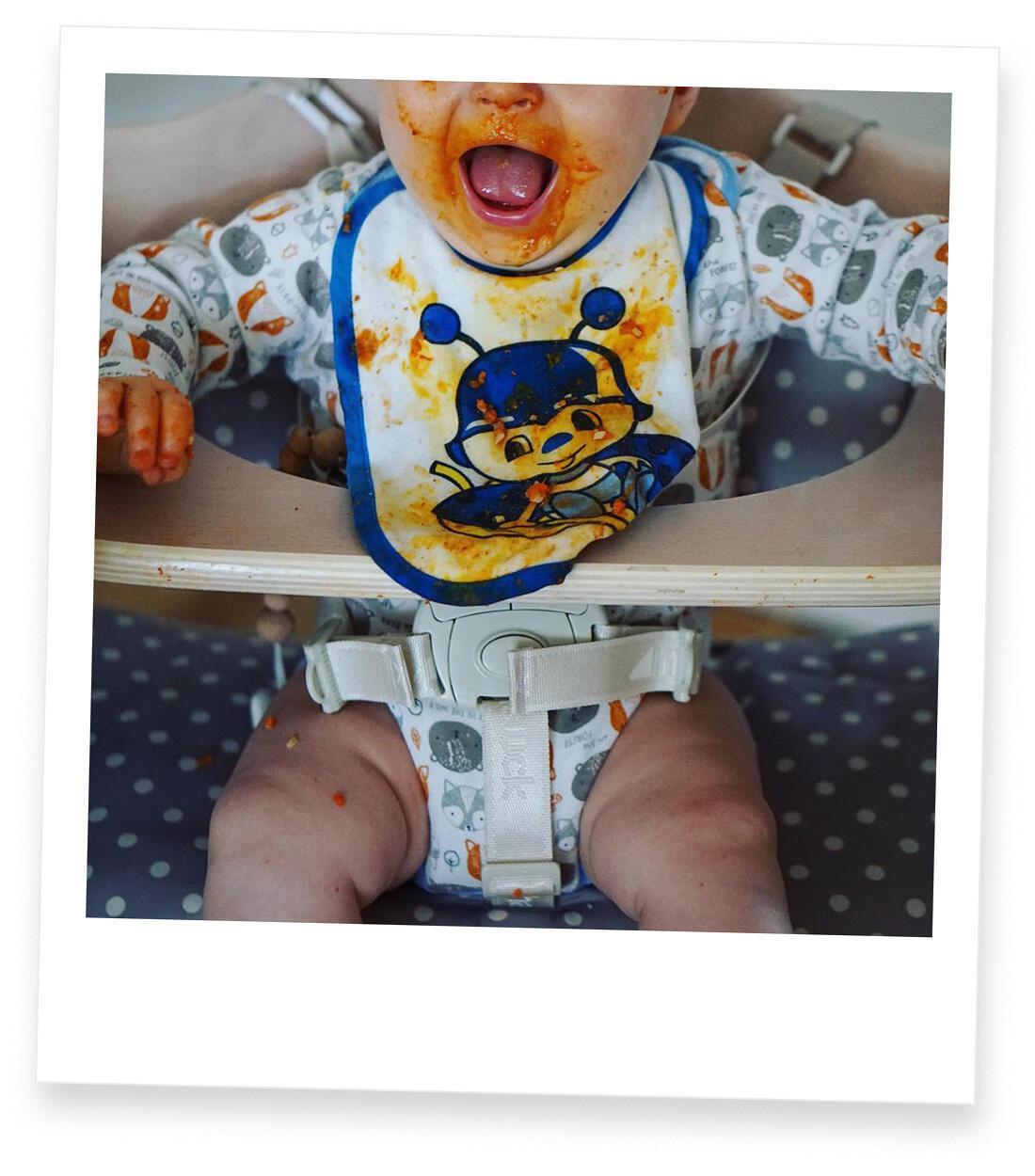 Jahresrückblick 2018 Familie mit Baby Berlin Beikost Babybrei