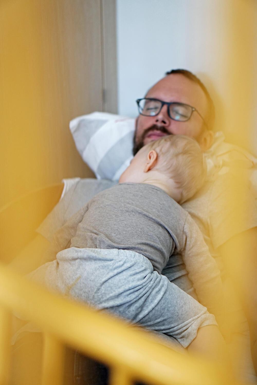 Fieberkrampf Berlin Klinikum Krankenhaus Kinderrettungsstelle Virchow Baby und Papa