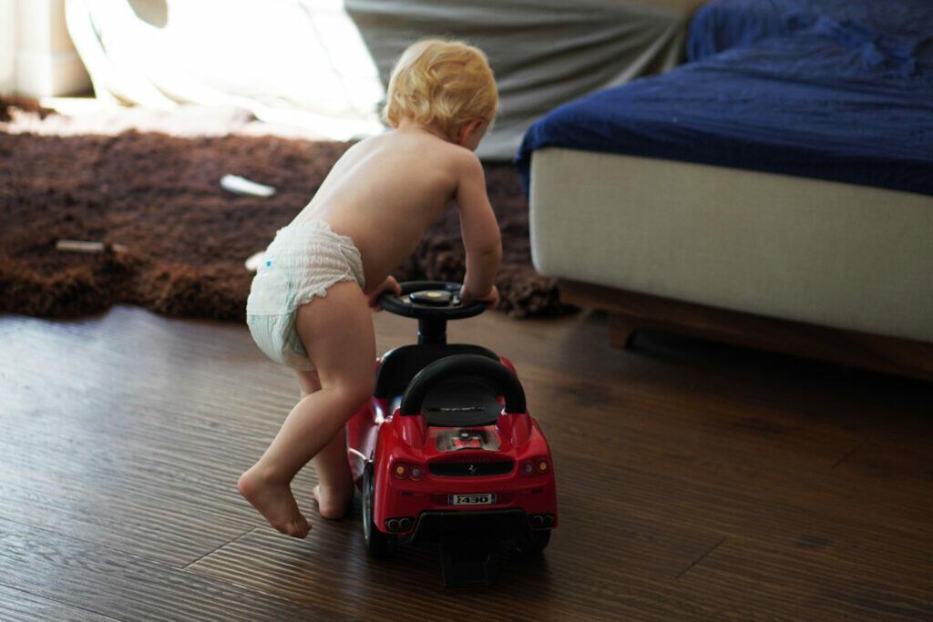 Kleinkind Auto Spielzeugauto Bobbycar