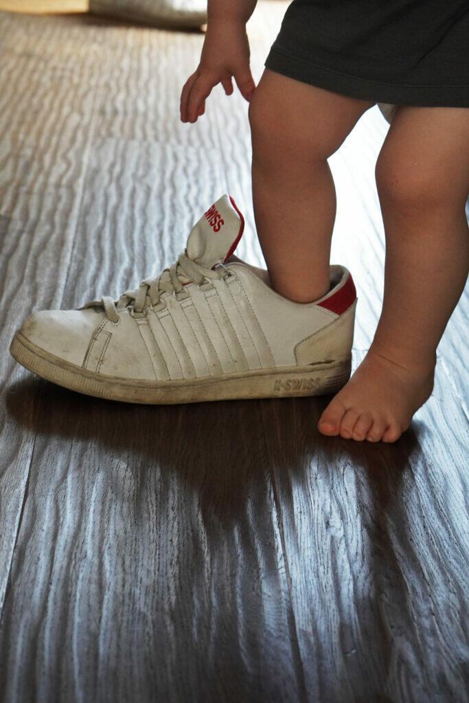 Kleinkind Schuhe