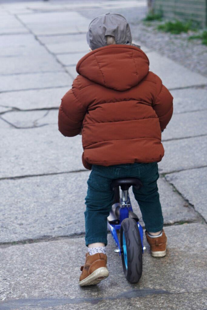 Laufrad Kleinkind Junge Puky